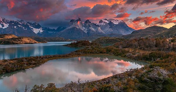Patagonia, Norvegia e Rio de Janeiro esplorati dal divano di... OF OSSERVATORIO FINANZIARIO