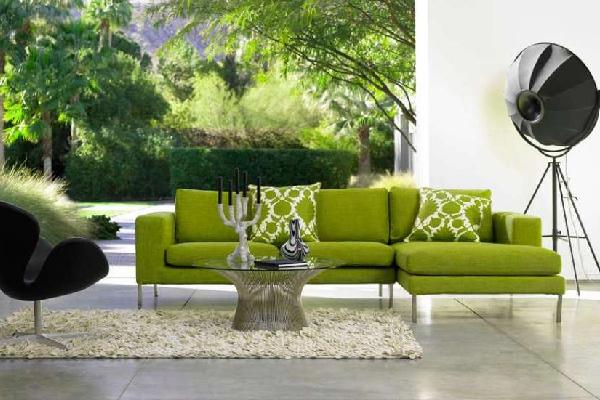 Mobili e arredi greenery: colore Pantone 2017 OF OSSERVATORIO FINANZIARIO