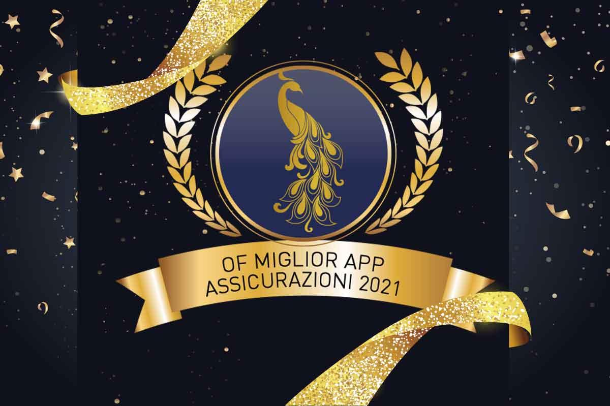 OF Miglior App Assicurazioni Auto 2021 E il vincitore è… OF OSSERVATORIO FINANZIARIO