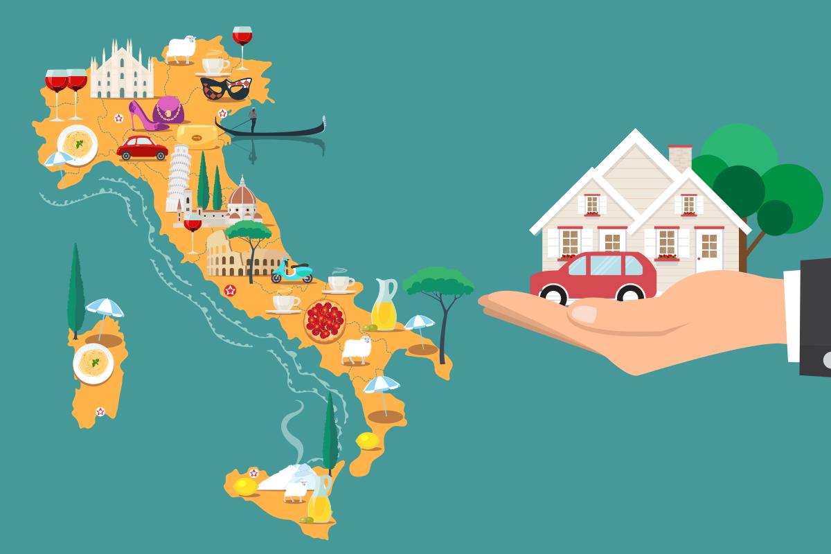Provincia per provincia le erogazioni di mutui e prestiti OF OSSERVATORIO FINANZIARIO