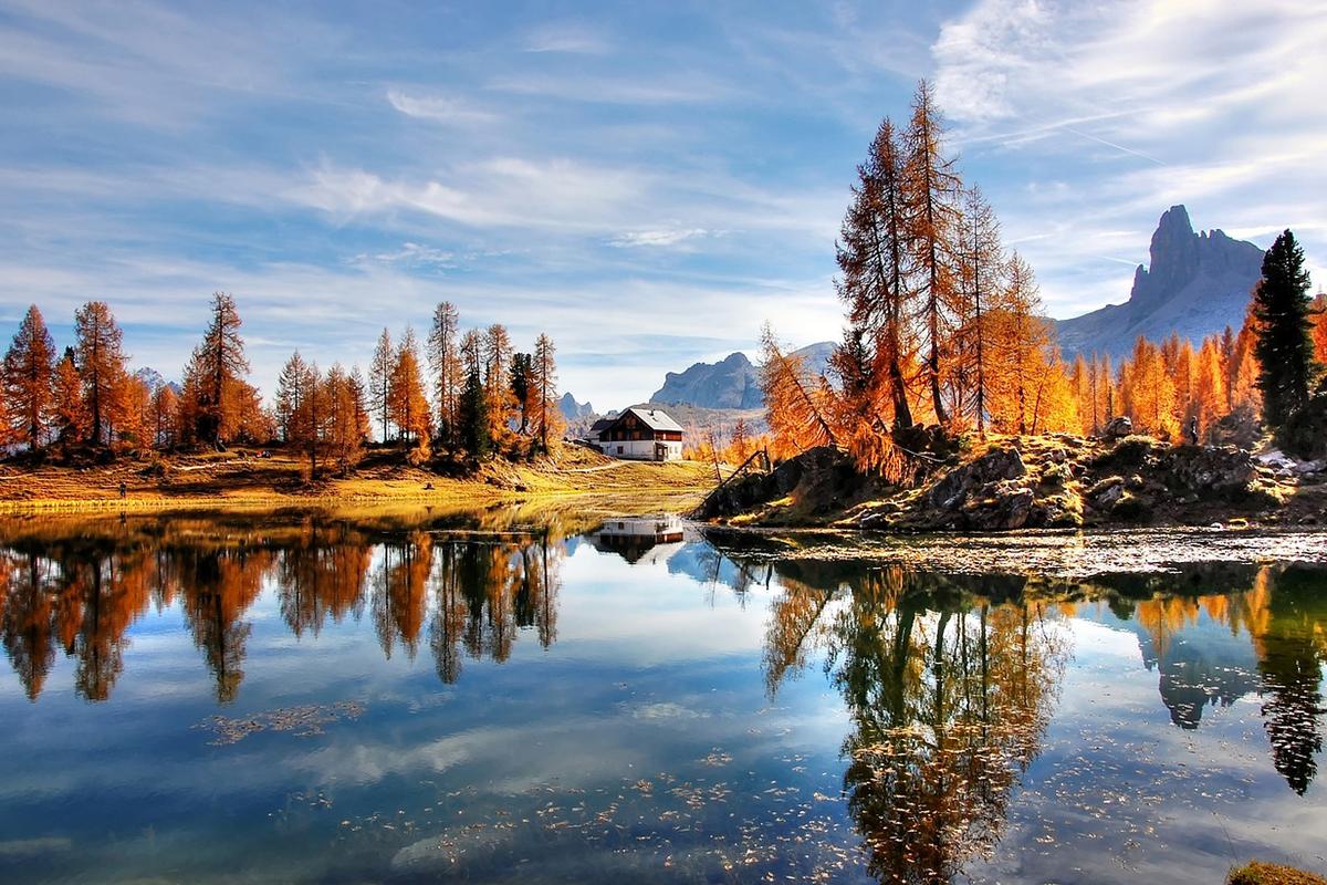 Foliage. Dove ammirare l'autunno in Italia OF OSSERVATORIO FINANZIARIO