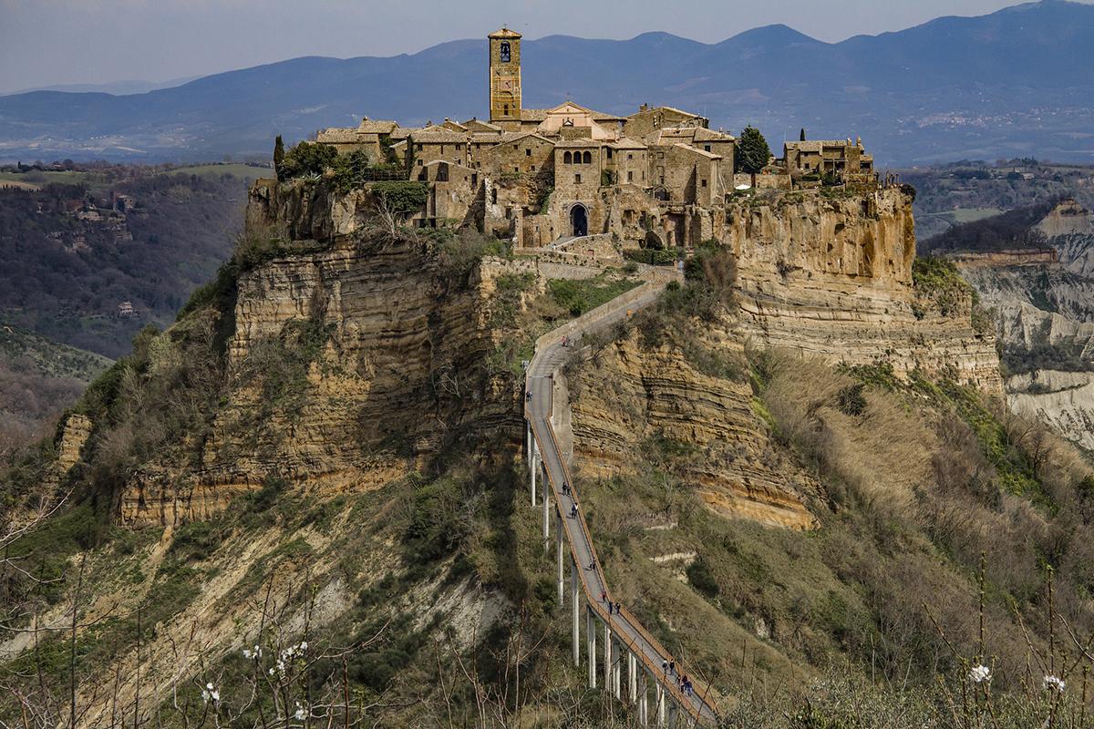 Lazio, Marche e Umbria. Tre idee da Lonely Planet per un wee... OF OSSERVATORIO FINANZIARIO